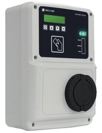 instaladores puntos de recarga eléctricos