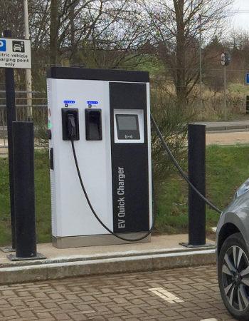 instaladores puntos de recarga de vehículos eléctricos en empresas
