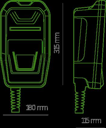 puntos de recarga de vehículos eléctricos en hogares